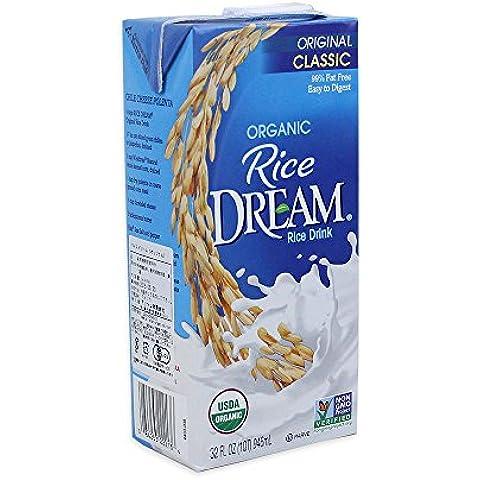 JAS organici bevanda di riso sogno aereo 946ml data di scadenza 20 maggio 2016