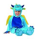 Rubie's - Disfraz infantil de dragón para niño, talla T (510067-T)