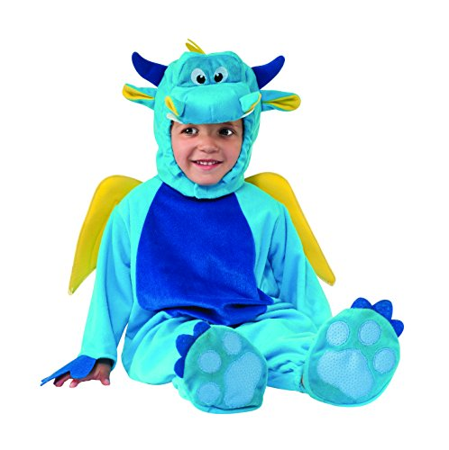 Rubie's - Disfraz infantil de dragón, T (510067-T)
