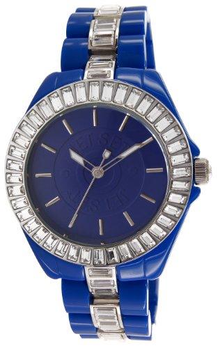 Jet Set J15144-07 - Orologio da polso donna, colore: blu