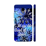 Best Phone Cases Frozen - Colorpur Frozen Printed Back Case Cover for YU Review