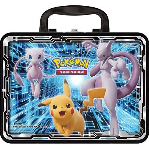 Pokémon POK80546 TCG: Cofre coleccionista 2019 Mewtwo