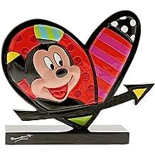 Disney Britto Mickey & Minnie Heart Icon
