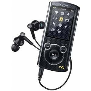 Sony NWZE464B.CEW Series 8GB Walkman - Black
