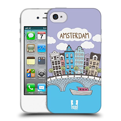 Head Case Designs Occhio Icone Dellantico Egitto Cover Retro Rigida per Apple iPhone 7 Plus / 8 Plus Amsterdam