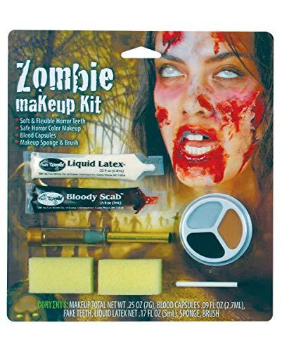Make Up Set Zombie Girl