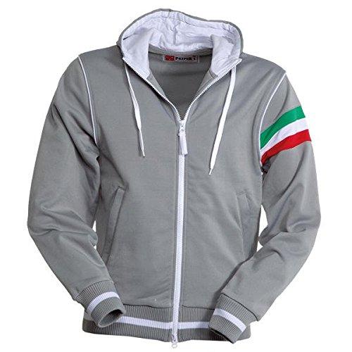 ATELIER DEL RICAMO - Sweat-shirt - Femme * Nuances de gris