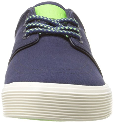RALPH LAUREN HERREN SCHUHE POLO RALPH LAUREN FAXON LOW Newport Navy/Ultra Lime
