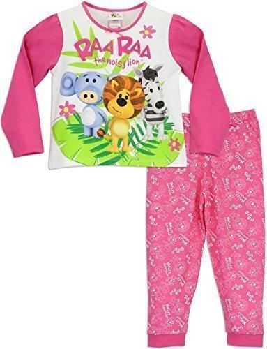 Raa Raa Girls Raa Raa The Noisy Lion Pyjamas Age 4 for sale  Delivered anywhere in UK