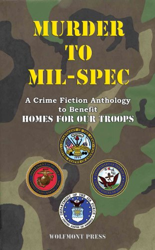 book cover of Murder to MIL-SPEC