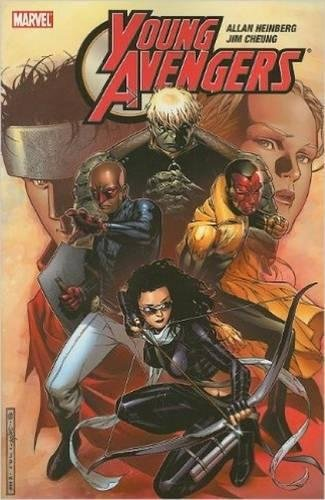 Young Avengers Ultimate Collection (Avengers Ultimate Collection)
