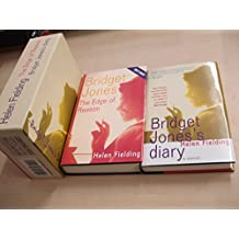 Helen Fielding Book Box set The Edge of Reason and Bridget Jones's Diary (Bridget Jones's Diary Gift Book Set)