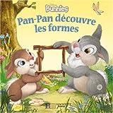 Pan-Pan découvre les formes