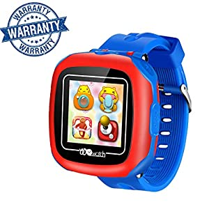 Vannico Reloj GPS Niño, Niños GPS Smartwatch, 1.44″GPS smartwatch