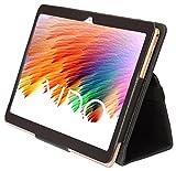 XIDO Z90 Tasche, für XIDO Z90 Tablet Pc, für Acepad A96 Tablet Pc, Anteck 9.6 , Schutzhülle, Sleeve, 9,6 Zoll und 9,7 Zoll (9.6 Zoll), Ledertasche, Tasche (Schwarz)