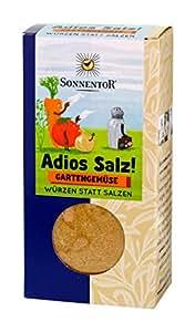 Sonnentor Gartengemüse-Gewürzmischung Adios Salz! (60 g) - Bio