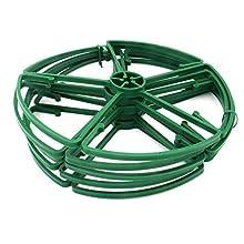 5PCS fiore anello di supporto Garden Plant Rings Frame (26 cm diametro)