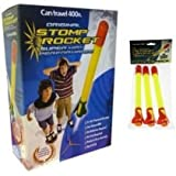 Super Stomp Rocket Kit With Refill Accessory 3 Pack