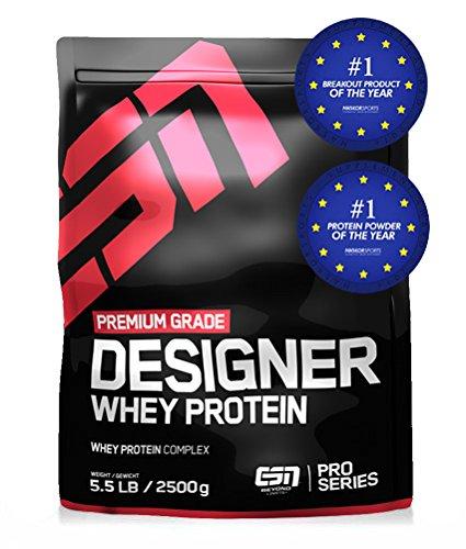 Купить ESN Designer Whey Protein Pro Series, Banana, 1kg Beutel на Амазон с доставкой в страны СНГ