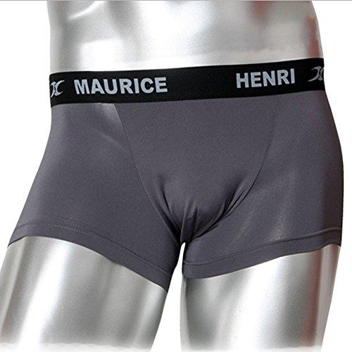 Henri maurice - Sotto pantaloni sportivo - uomo Grigio