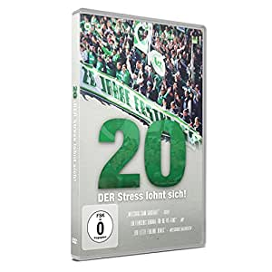 """VfL Wolfsburg DVD """"20 - DER Stress lohnt sich!"""" Ein Film für Fans"""