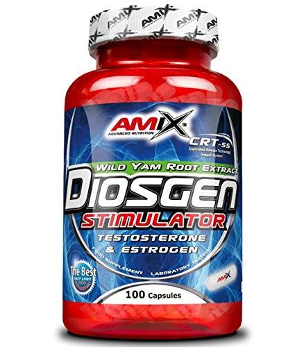 Amix Diosgen Stimulator 100 caps