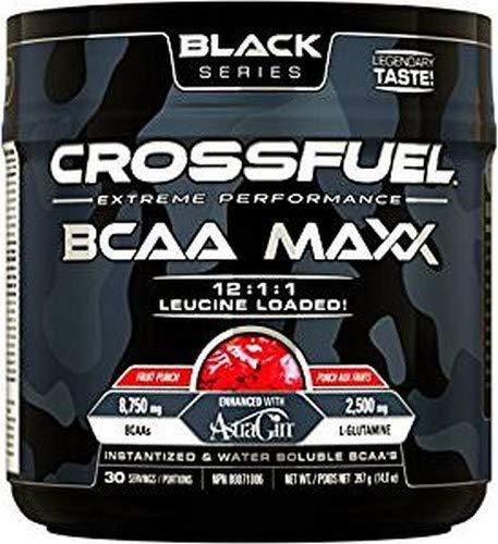 SPORTS NUTRITION SOURCE Black Series - Aminosäuren Bcaa Pulver Maxx - Wasserlösliches Muskelaufbau und Erhalt Leucin, Valin und Isoleucin Plus Vitamin B6, Grape, 1er Pack (1 x 420 g) Maxx-serie