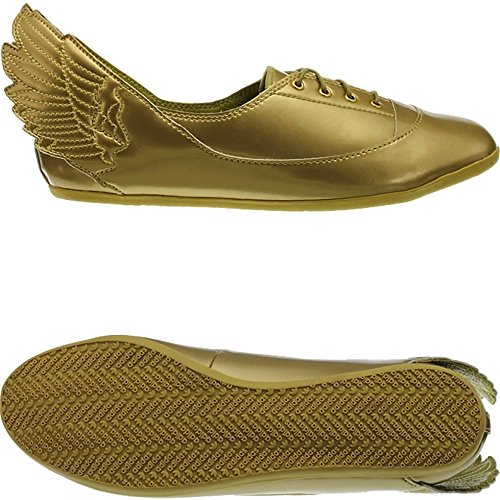 Baskets ADIDAS ORIGINALS Jeremy Scott Gold Wings Easy Five