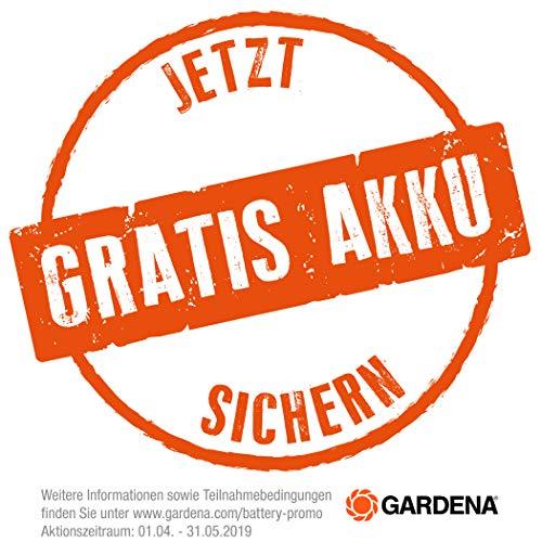 Gardena AccuJet Li-18 | Akku-Laubbläser - 2