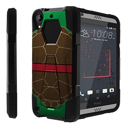 untouchble Schutzhülle für HTC Desire 530Hard Case| Desire 630Fall, HTC Desire 550Fall [Traveler Serie] Dual Layer Hybrid Schutzhülle mit Ständer, Turtle Shell (Einzigartige Htc Desire Telefon Fall)