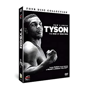 Tyson: Raw and Uncut - The Rise of Iron Mike (4-Disc Collection) [UK Import]