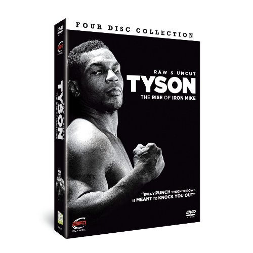 tyson-raw-and-uncut-the-rise-of-iron-mike-4-disc-collection-uk-import