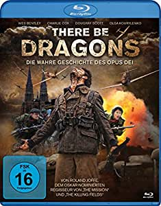 There Be Dragons [Blu-ray]