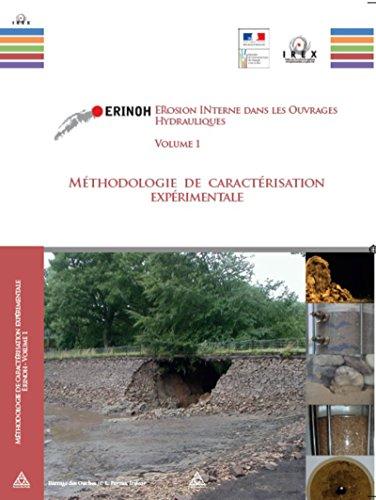 Méthodologie de caractérisation expérimentale - ERINOH - Volume 1