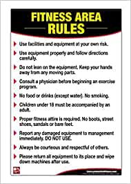 gym rules for trainers