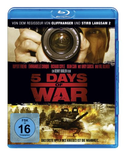 5 Days of War [Blu-ray] -