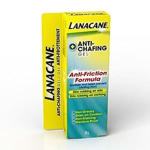 Lanacane Anti-Friction Gel 1 Ounce Smooth Formula (29ml)