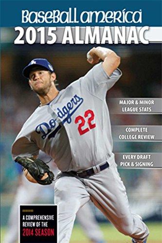 Baseball America Almanac 2015
