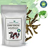 Sencha entkoffeiniert - Grüner Tee - China (100 Gramm)