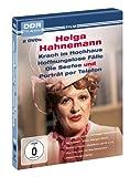 Helga Hahnemann - DDR TV-Archiv (2 DVDs - Krach im Hochhaus, Hoffnungslose Fälle, Die Seefee, Porträt per Telefon )