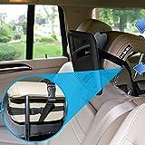Siège arrière voiture miroir intérieur carré bébé sécurité rétroviseur appui-tête montage miroir sécurité enfants moniteur voiture style