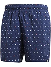 adidas Men's Cv5124 Allover Print Swim Shorts