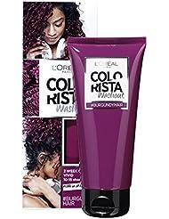 Colorista Washout 2 Semaines Couleur Temporaire pour Cheveux Bordeaux