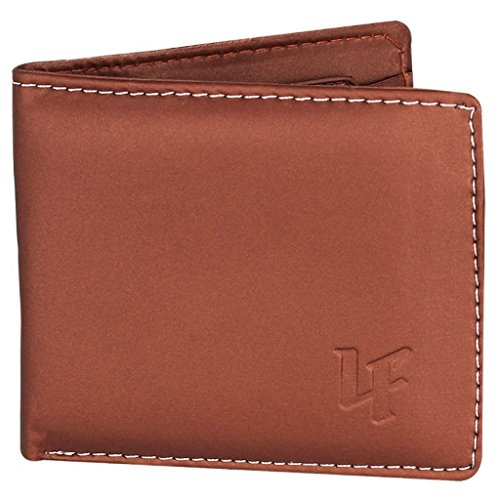 Mango People tan casual Wallet For Men  available at amazon for Rs.110