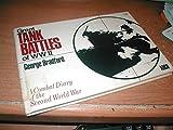 Great Tank Battles of World War II (An Aerofact book) by George R. Bradford (1976-08-01)