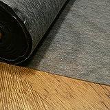 Gris anthracite léger fusible Entoilage thermocollant (pour utilisation en Noir et Couleurs sombres)-au mètre