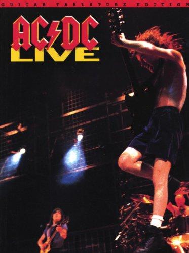 AC/DC: Live (TAB). Für Gitarrentabulatur(mit Akkordsymbolen) - Tabs Ac