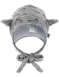 9ec5b647980b MayLily Premium SUPERCAT Chapeau d hiver Mignon et Chaud pour Super Bébé  Nouveau-né