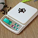 #9: higadget™ Electronic digital compact kitchen scale very usefull for health consious people chefs New cooks