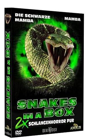 Snakes in a Box - 2 x Schlangenhorror pur [2